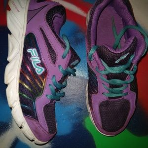 Fila Girls Sneakers size 4